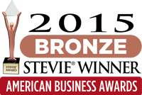 American Business Awards Bronze Stevie Winner