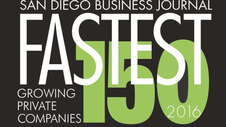 ACD Named To San Diego Business Journal's Fast150