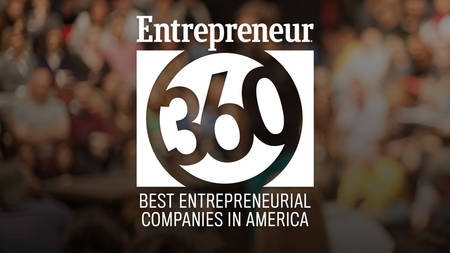 """ACD (AutoClaims Direct) Named One Of The """"Best Entrepreneurial Companies In America"""" By Entrepreneur Magazine's 2016 Entrepreneur 360™List"""