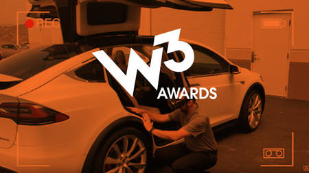 Brian Bray Wins W3 Award for Production of Branded Video Content